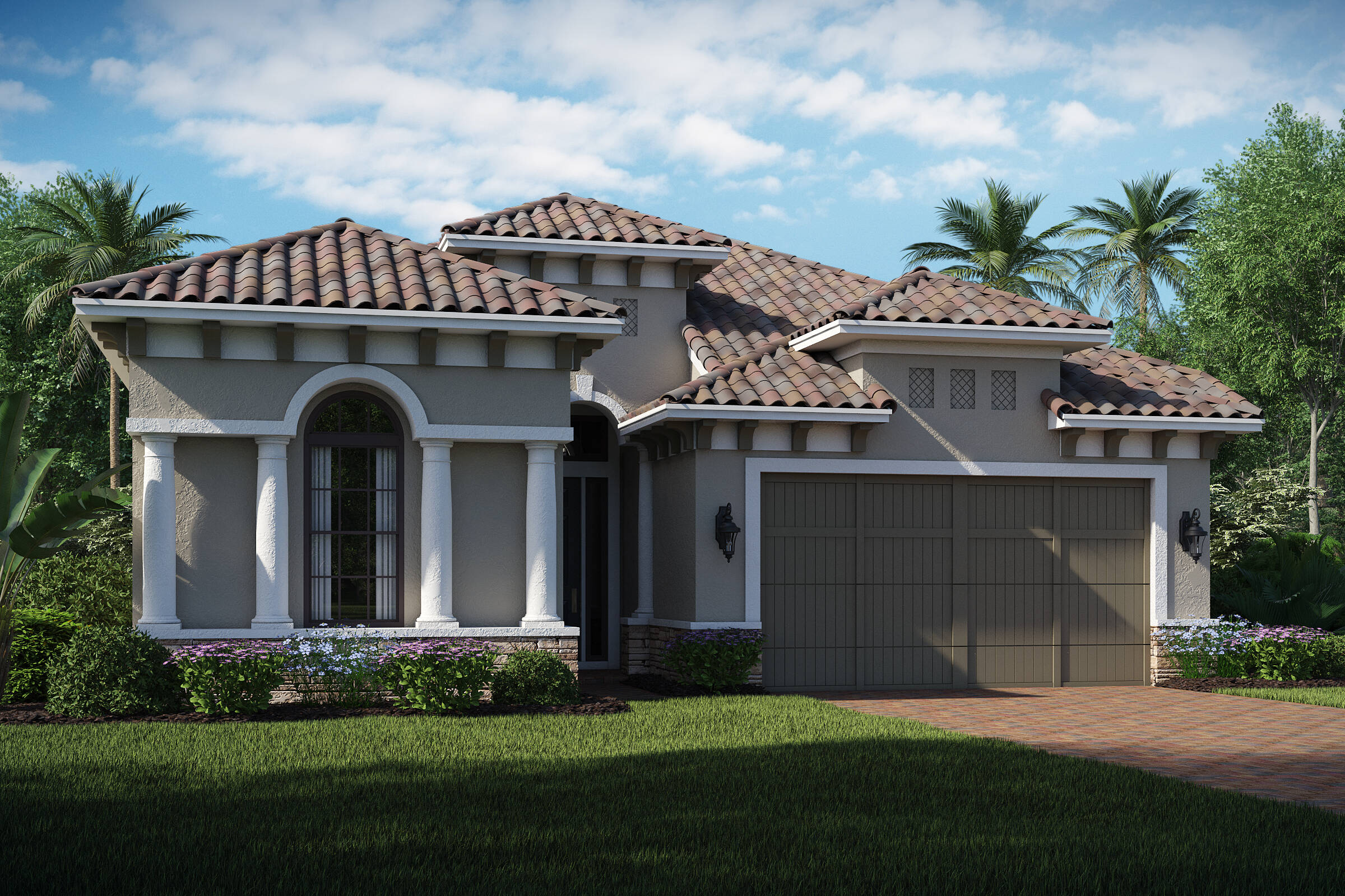 K Hovnanian S 174 Four Seasons At Parkland New Homes In Parkland Fl