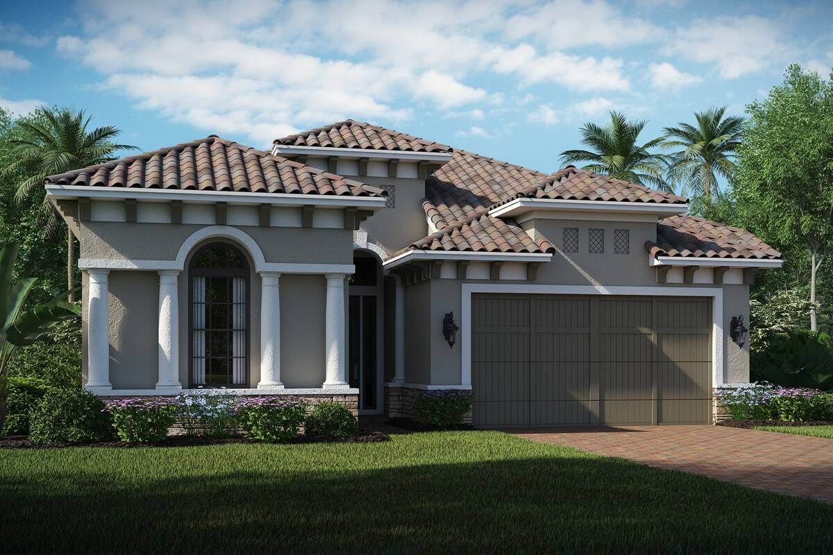 K Hovnanians Four Seasons At Parkland New Homes In