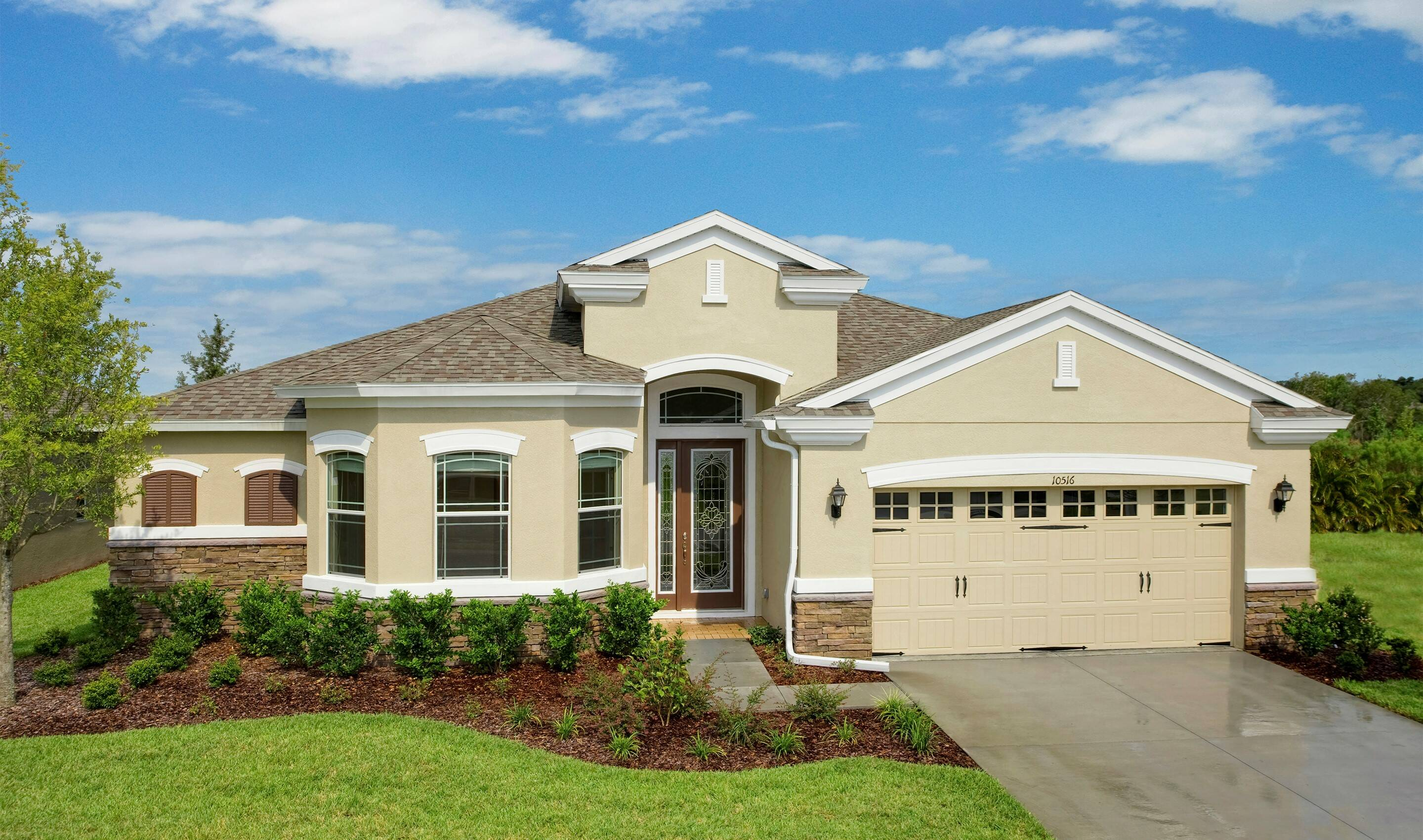 Tampa bay golf and country club new homes in san antonio fl for New source homes