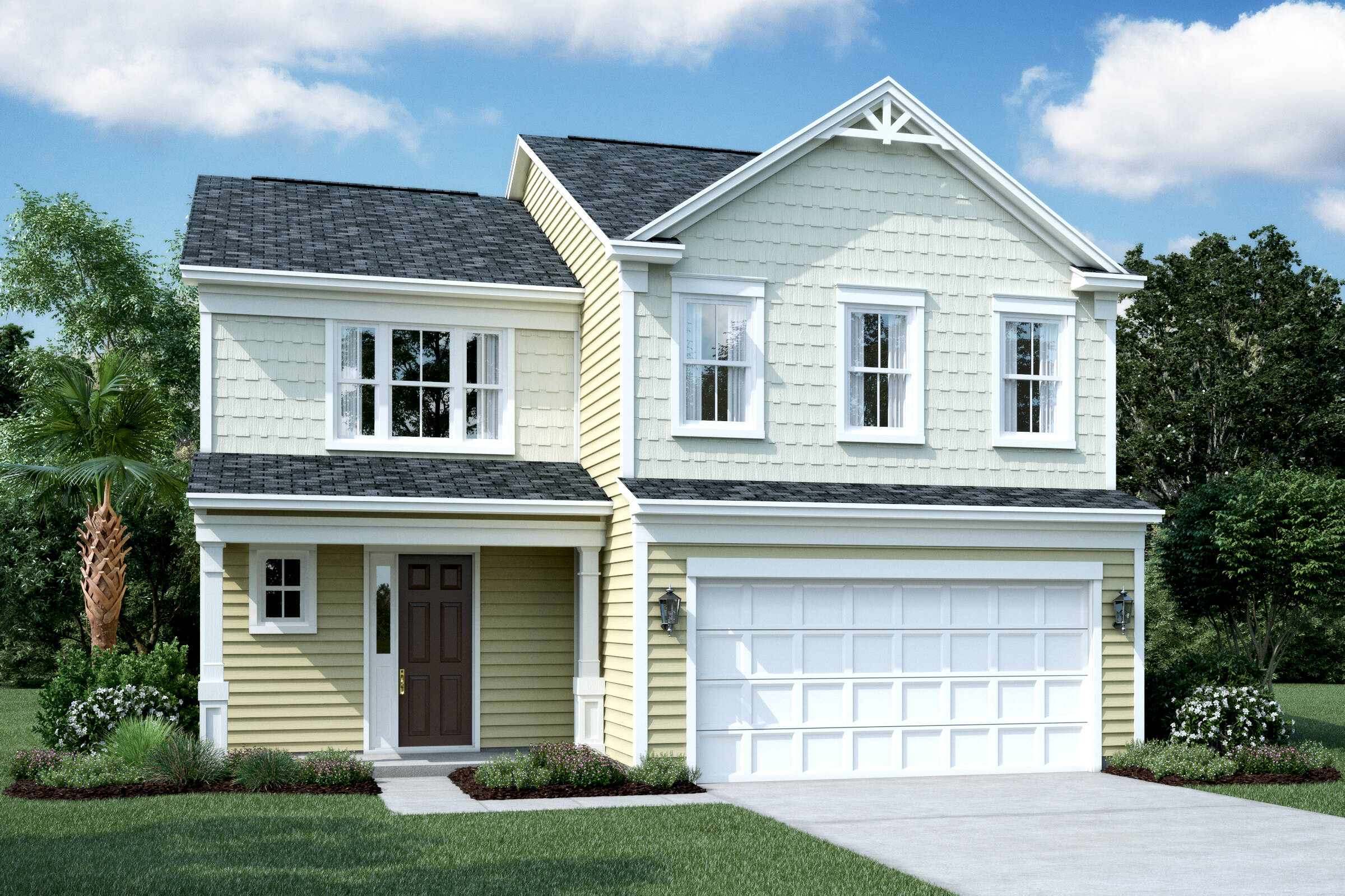 madison II ds new homes at the commons at richmond hill