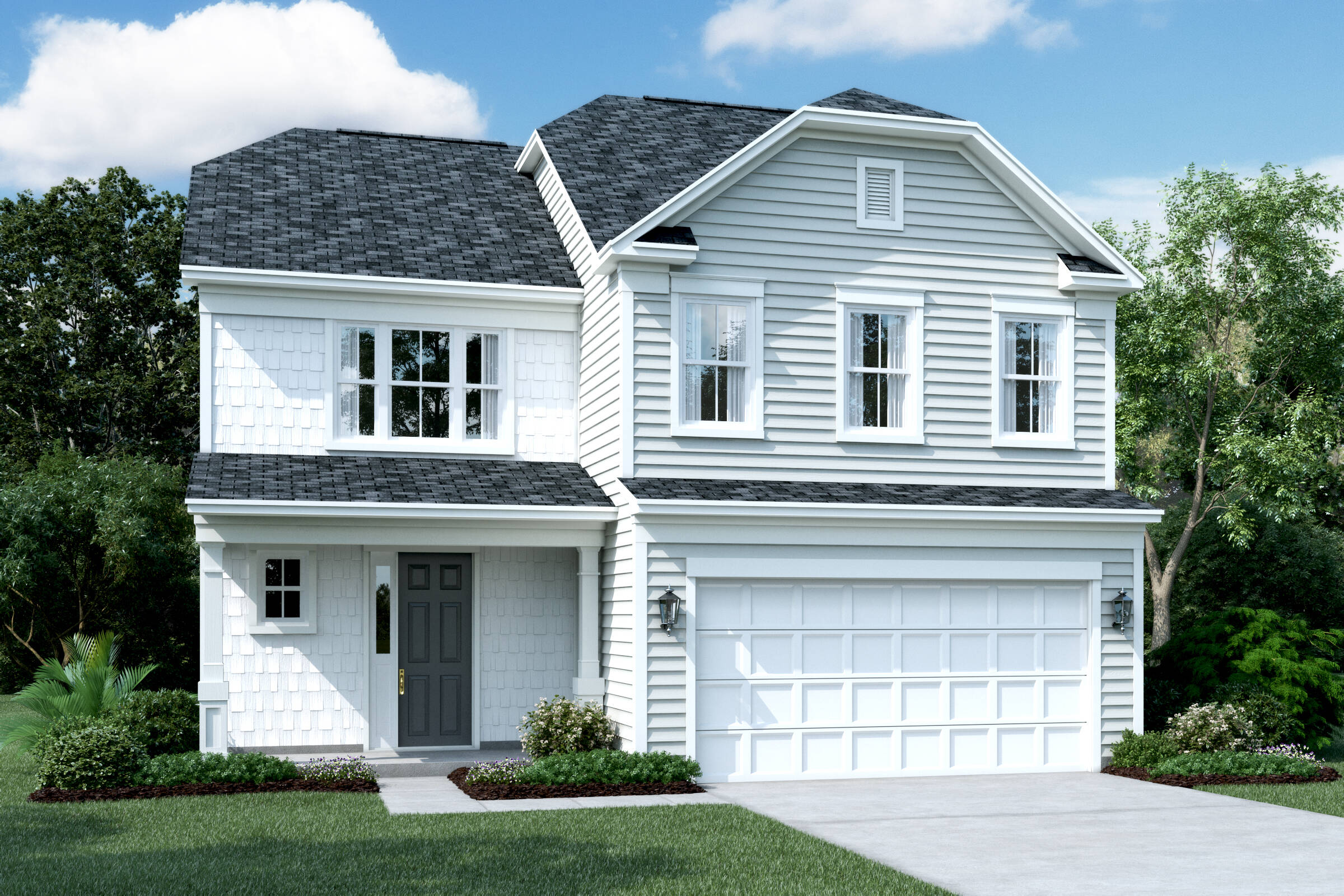madison II et new homes at the commons at richmond hill