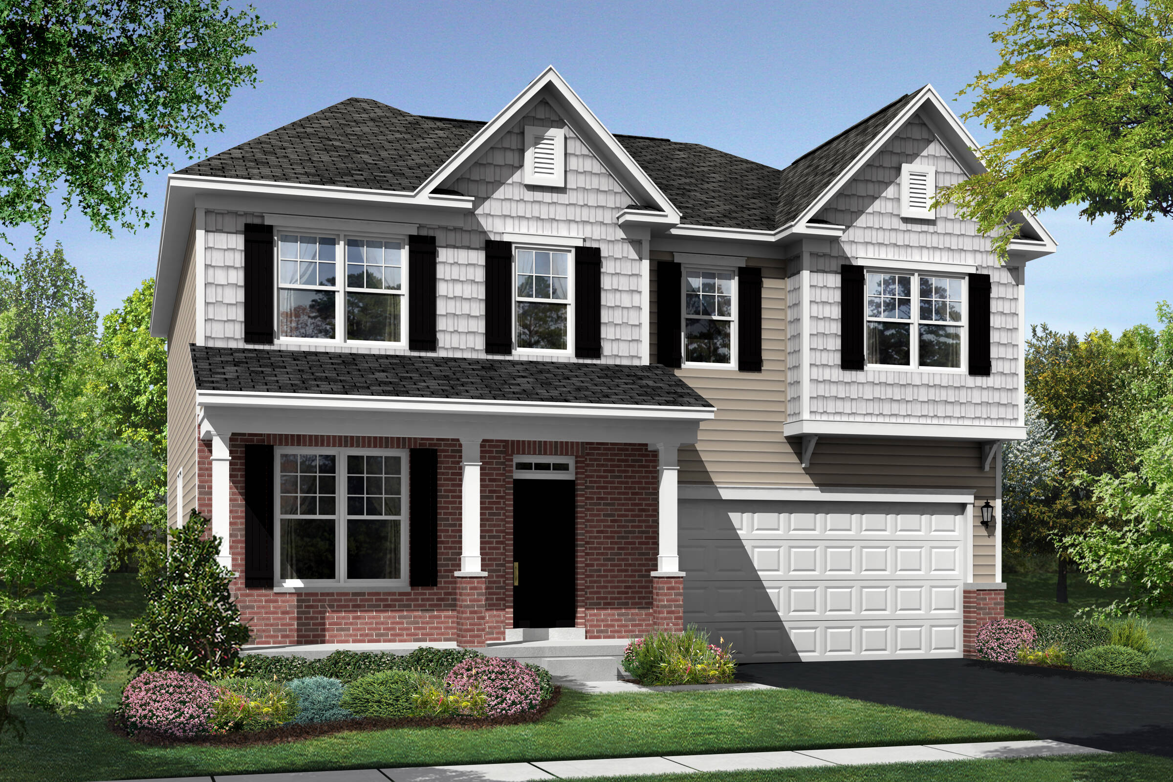 Tomasen FB elevations at Orchard Meadows