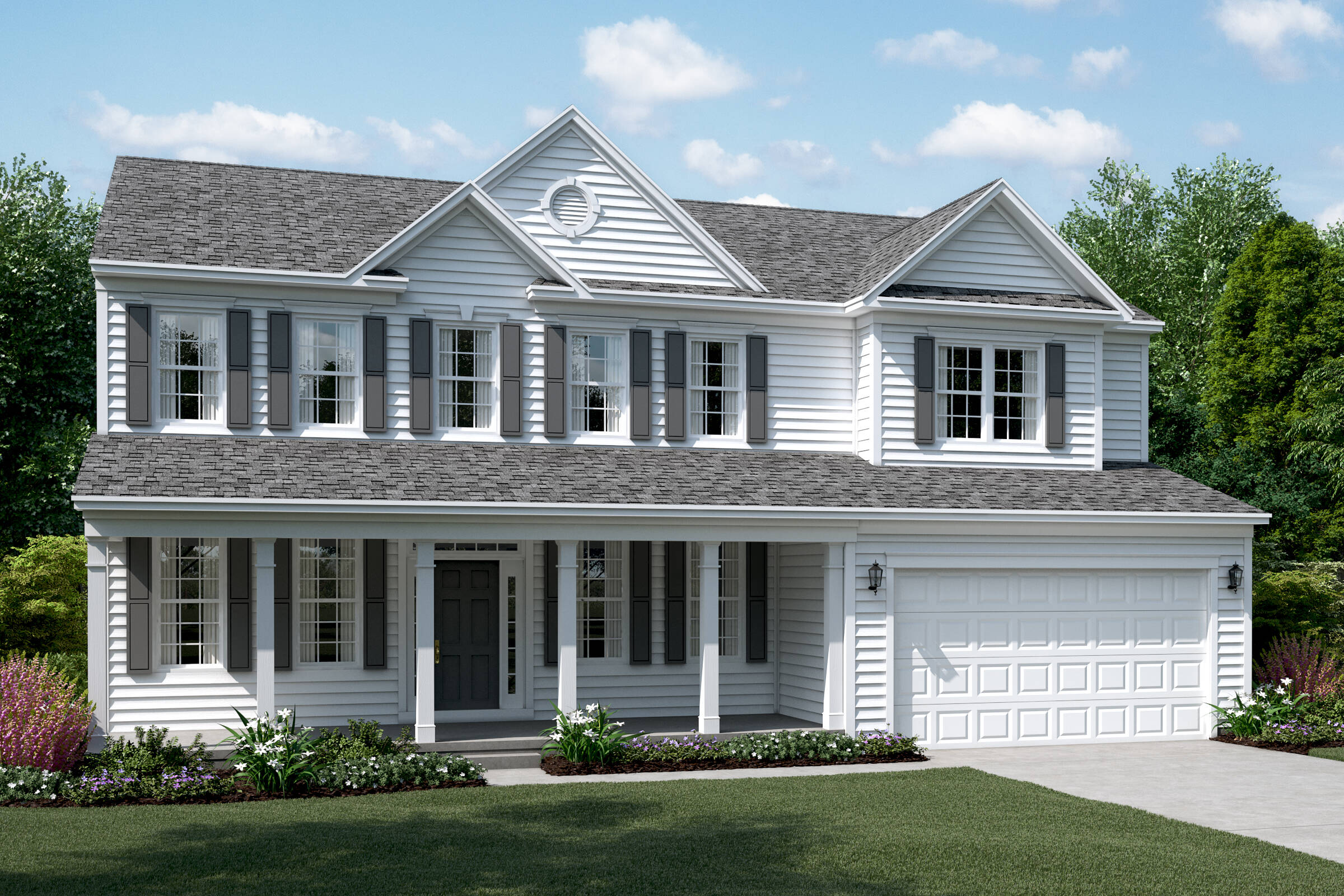 dover c siding sagebrook single family homes in south elgin