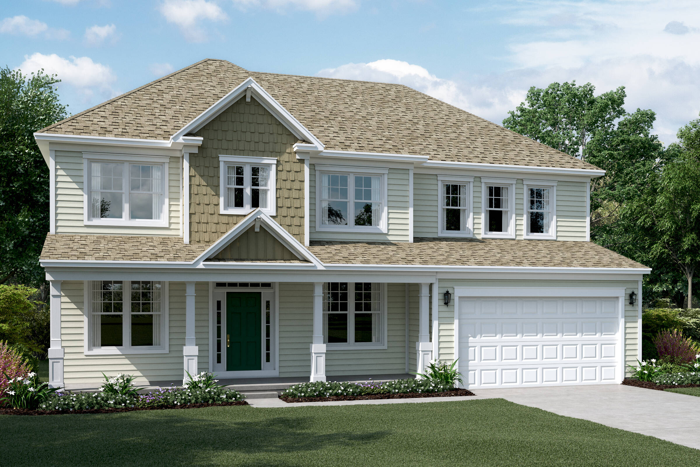 dover f siding sagebrook single family homes in south elgin