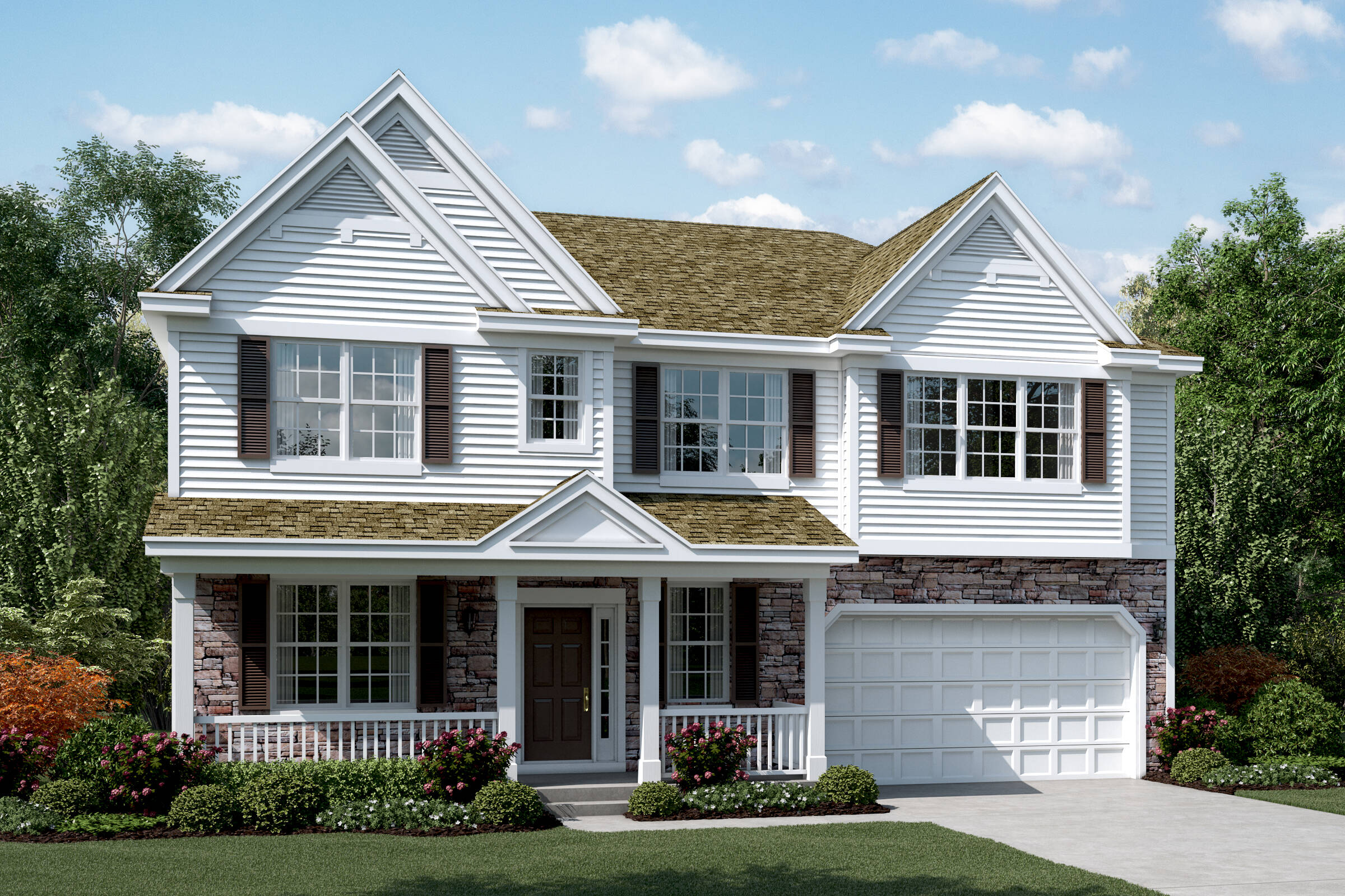 jasmin d stone sagebrook new homes in south elgin illinois