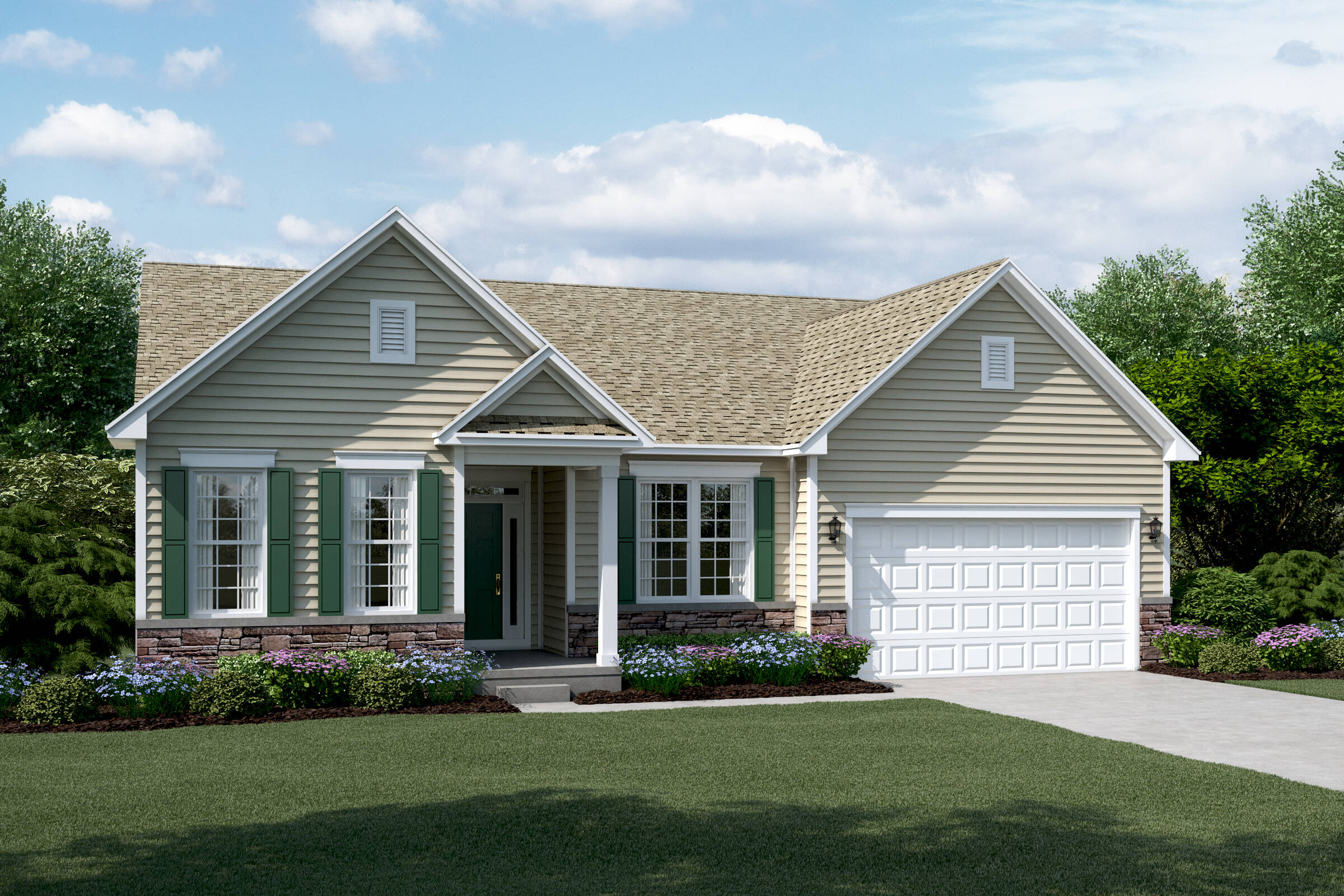 rockford b stone sagebrook new homes in south elgin