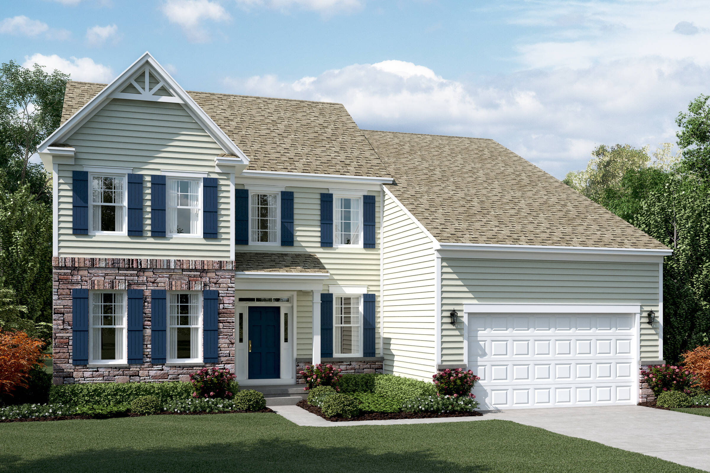 woodbury d stone sagebrook single family homes in south elgin