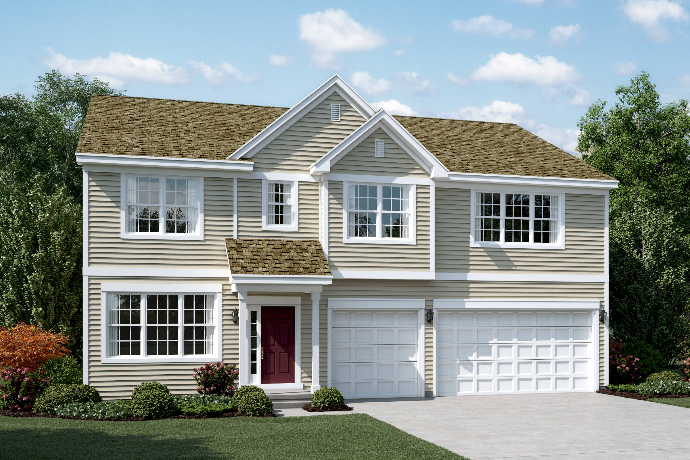 yorkshire a sagebrook single family homes in south elgin