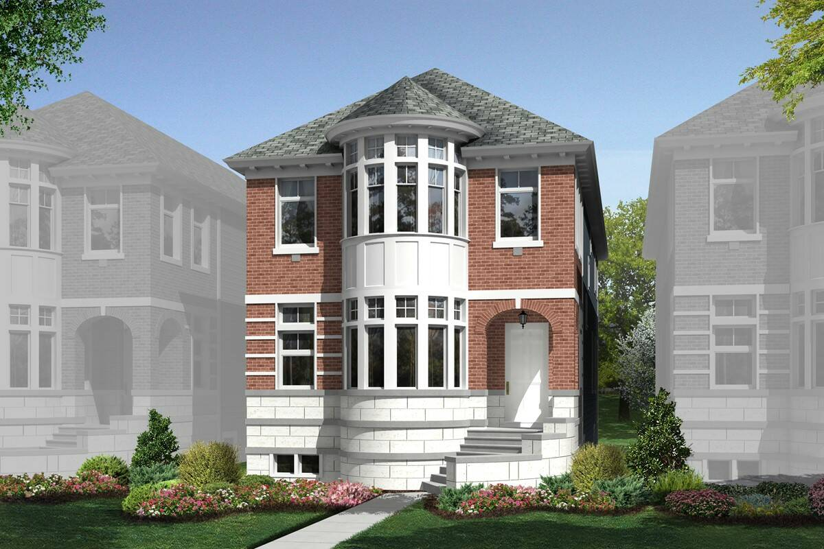 Click to Explore This Home. Sauganash Glen   New Homes in Chicago  IL