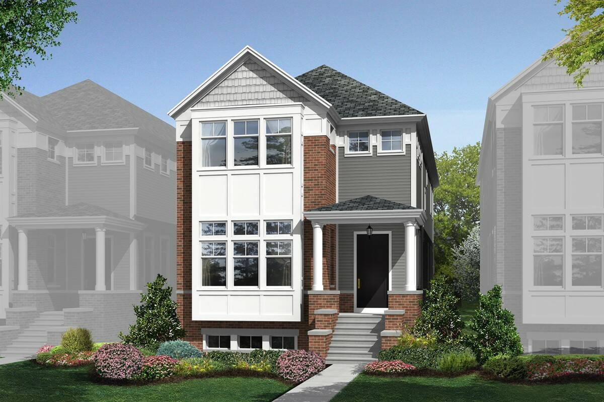 Sauganash Glen - New Homes in Chicago, IL