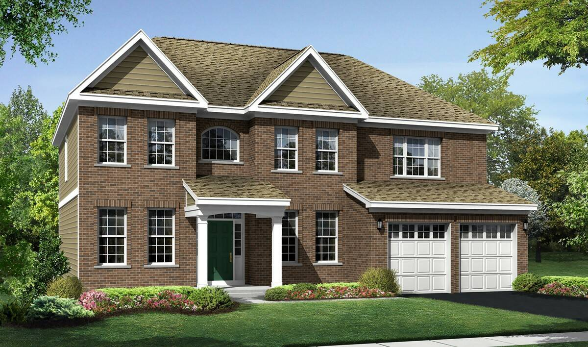 Heatherfield new homes in naperville il for New source homes