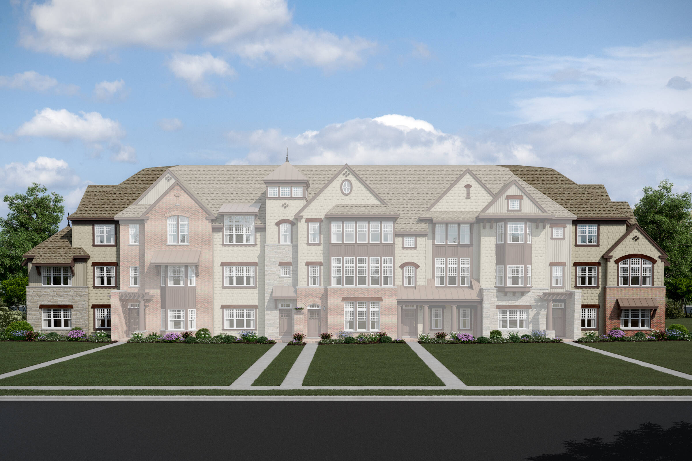 Parkside at Libertyville-7 Unit TH-Ontario