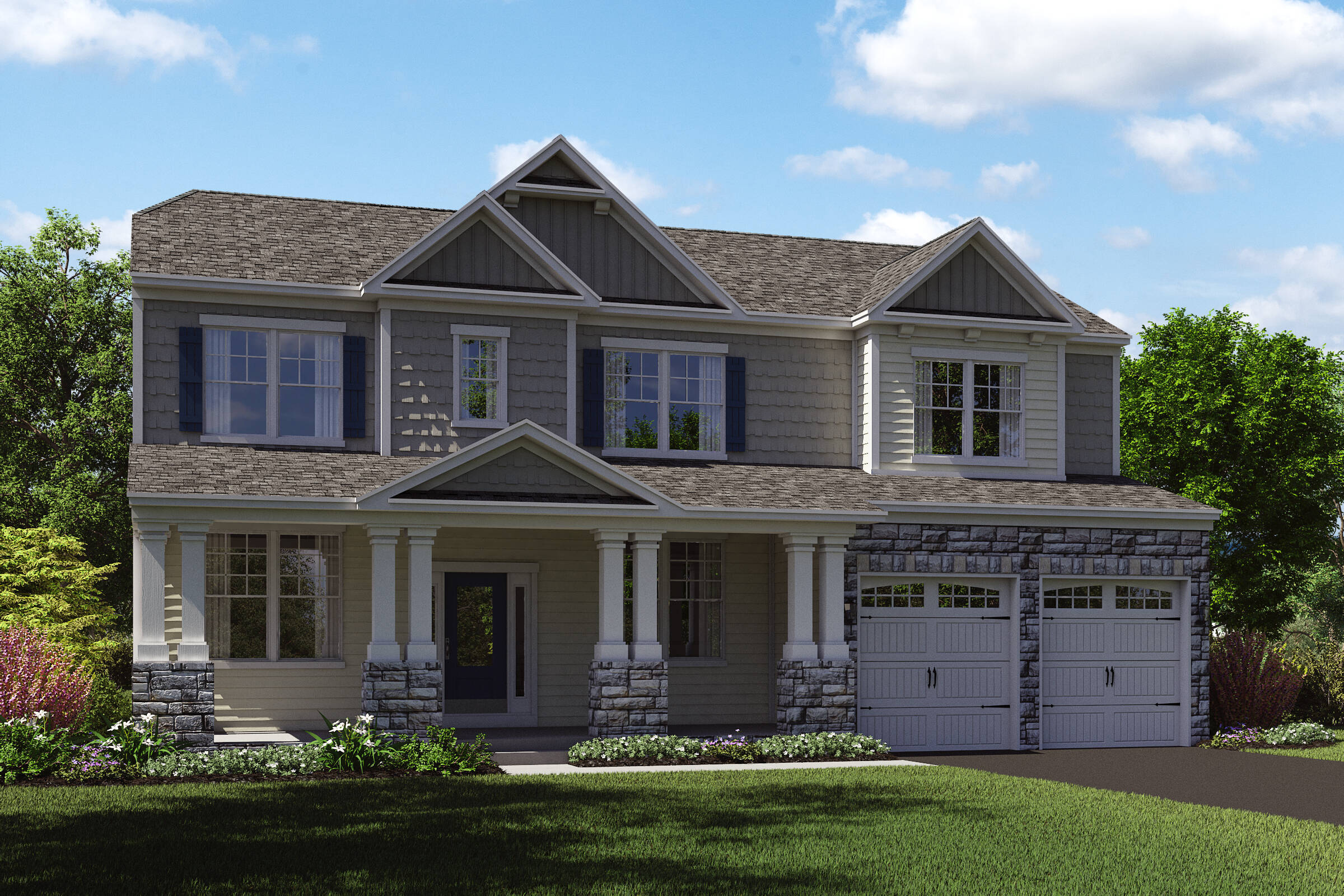 delaware c new homes at ashers farm in maryland