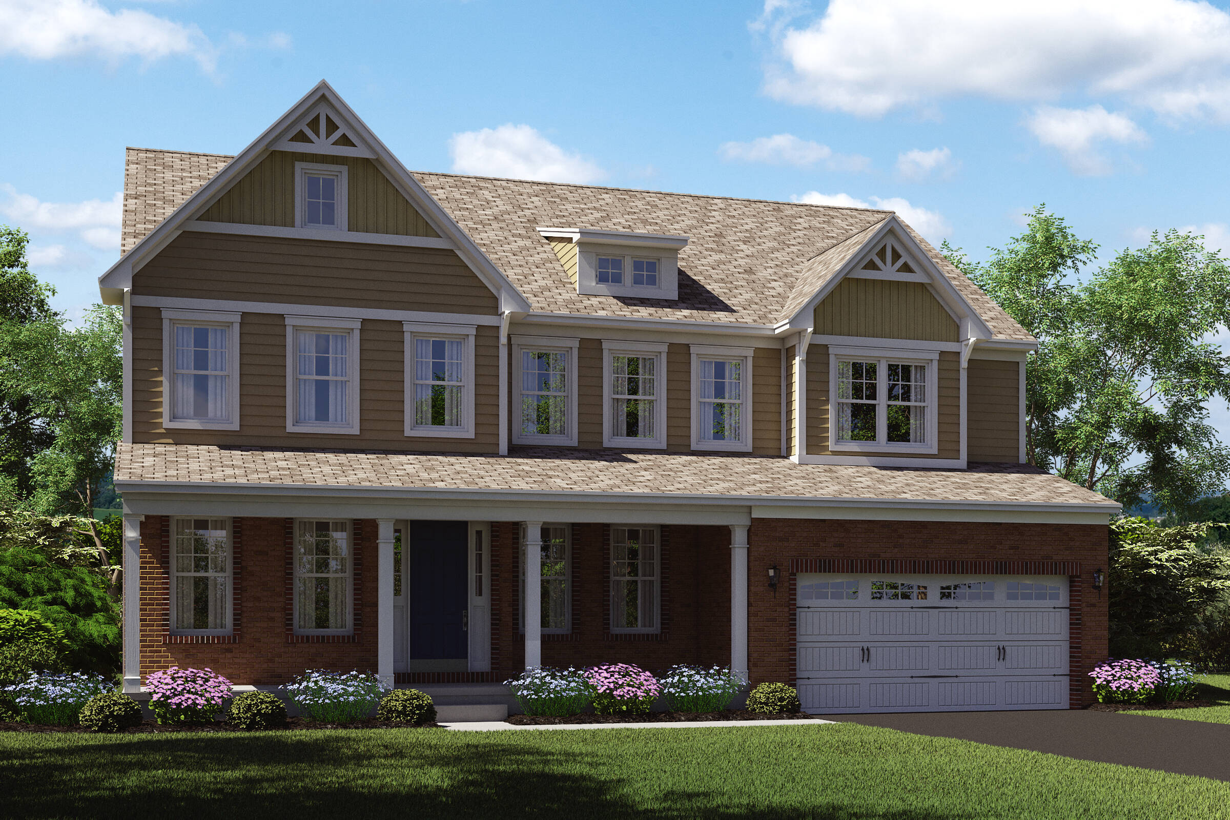 dover eb new homes at ashers farm in maryland