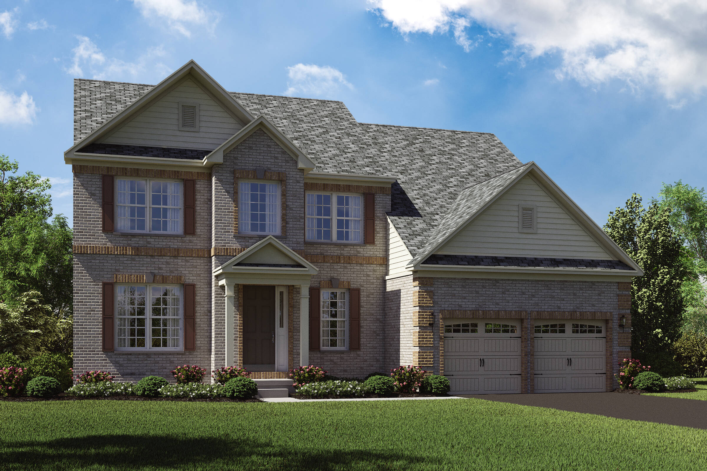 shelton gb new homes at ashers farm in maryland