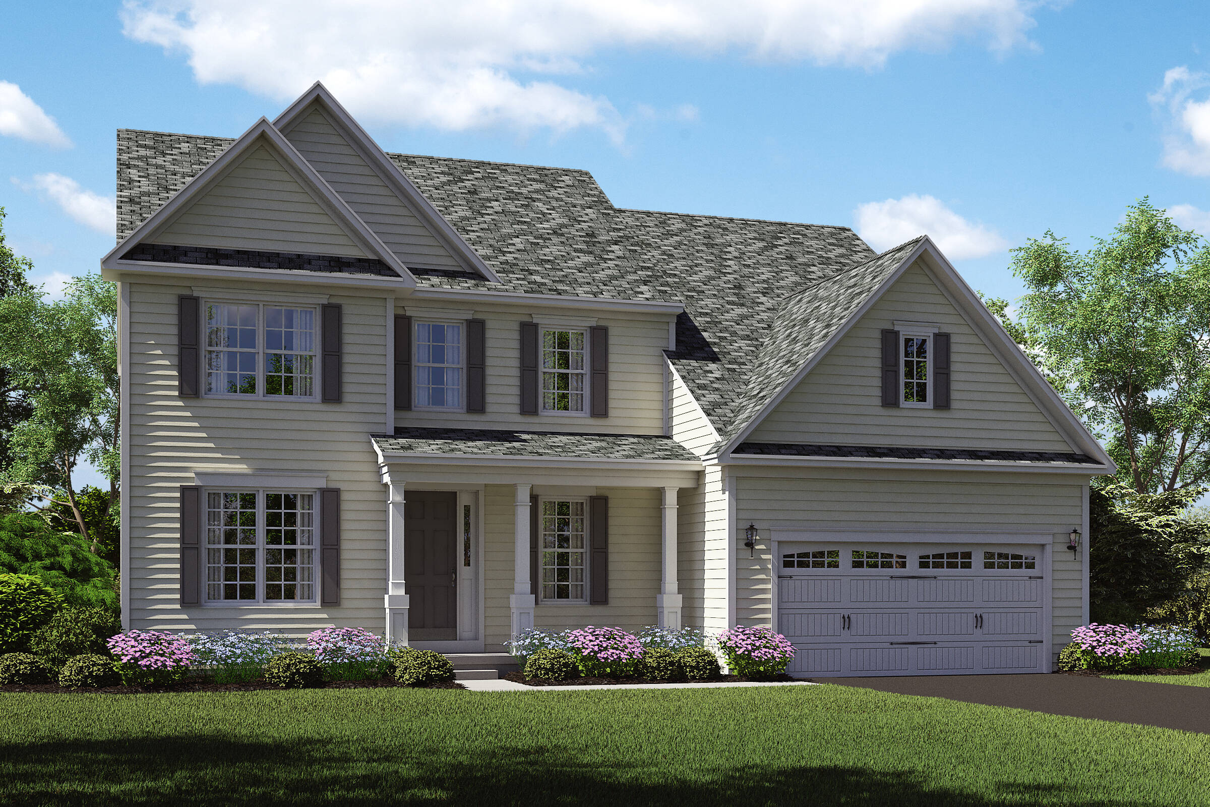 shelton hs new homes at ashers farm in maryland