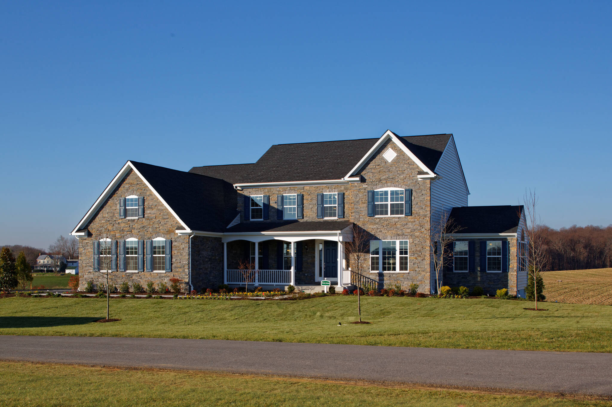 rhode island country 6610 new home at chimney rock in maryland thumb