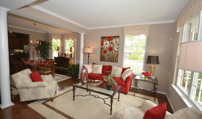 Eden Terrace - New Homes in Catonsville, MD
