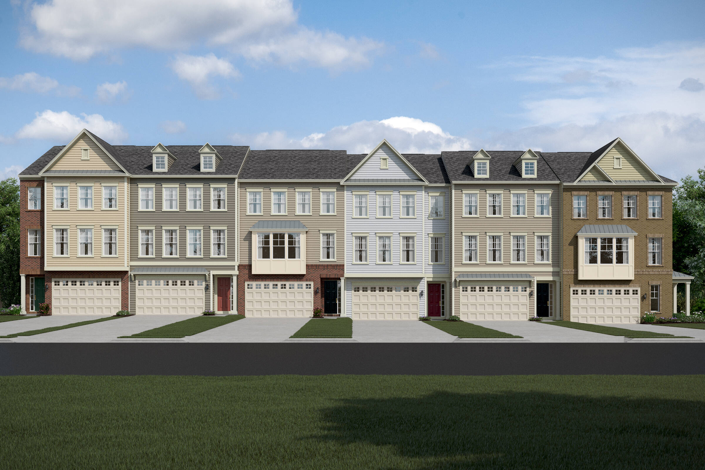 st john new homes at enclave at spa in maryland
