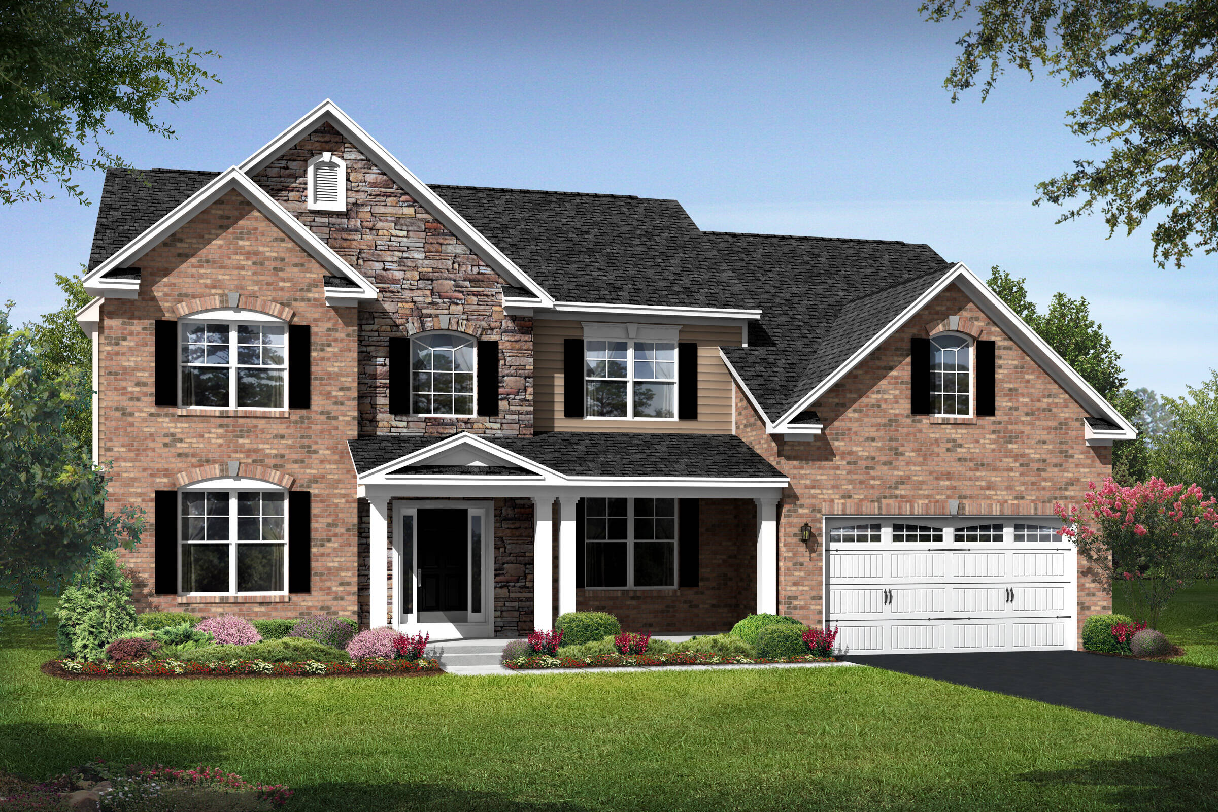 colorado a new homes at magness farm in maryland