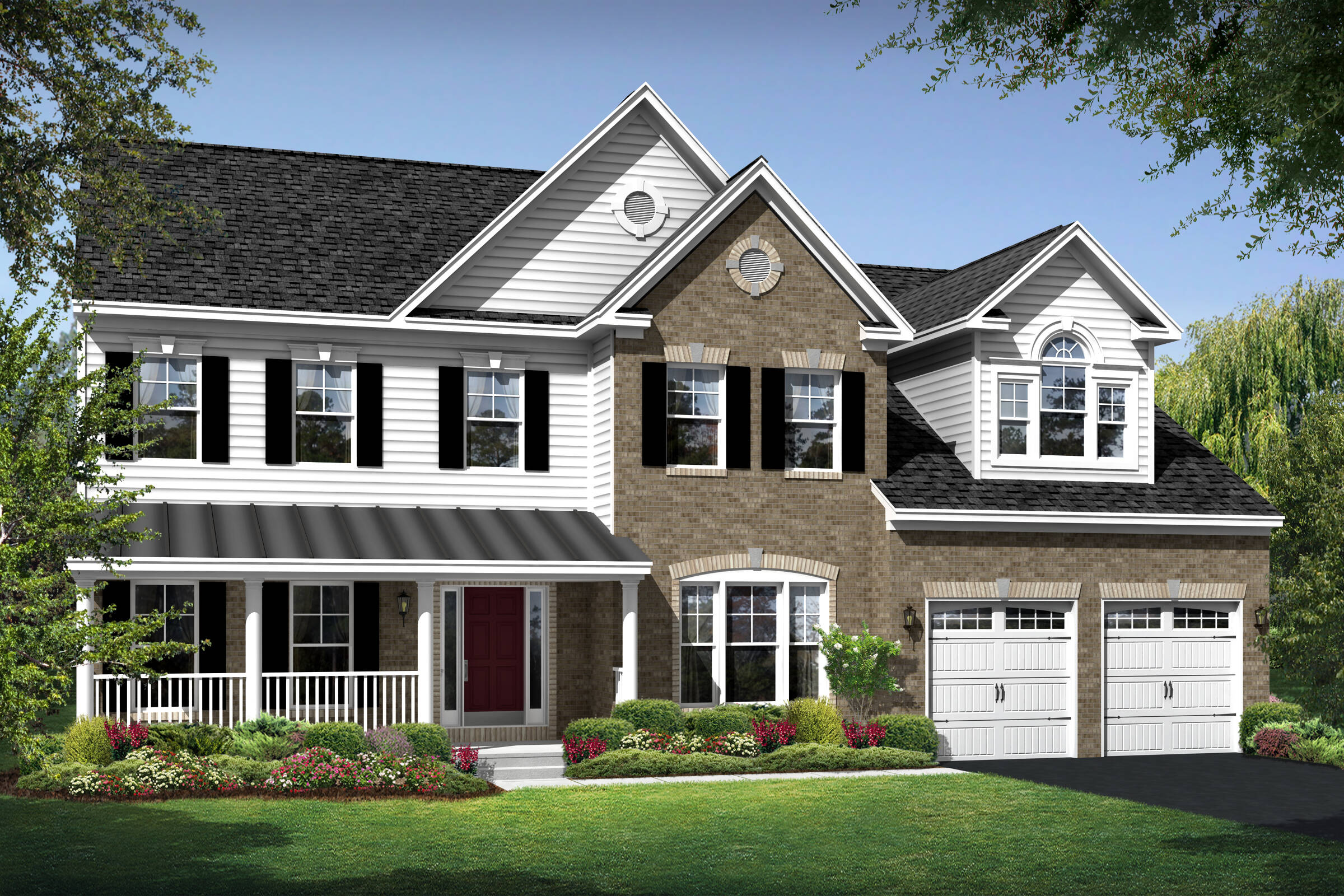 colorado c new homes at magness farm in maryland