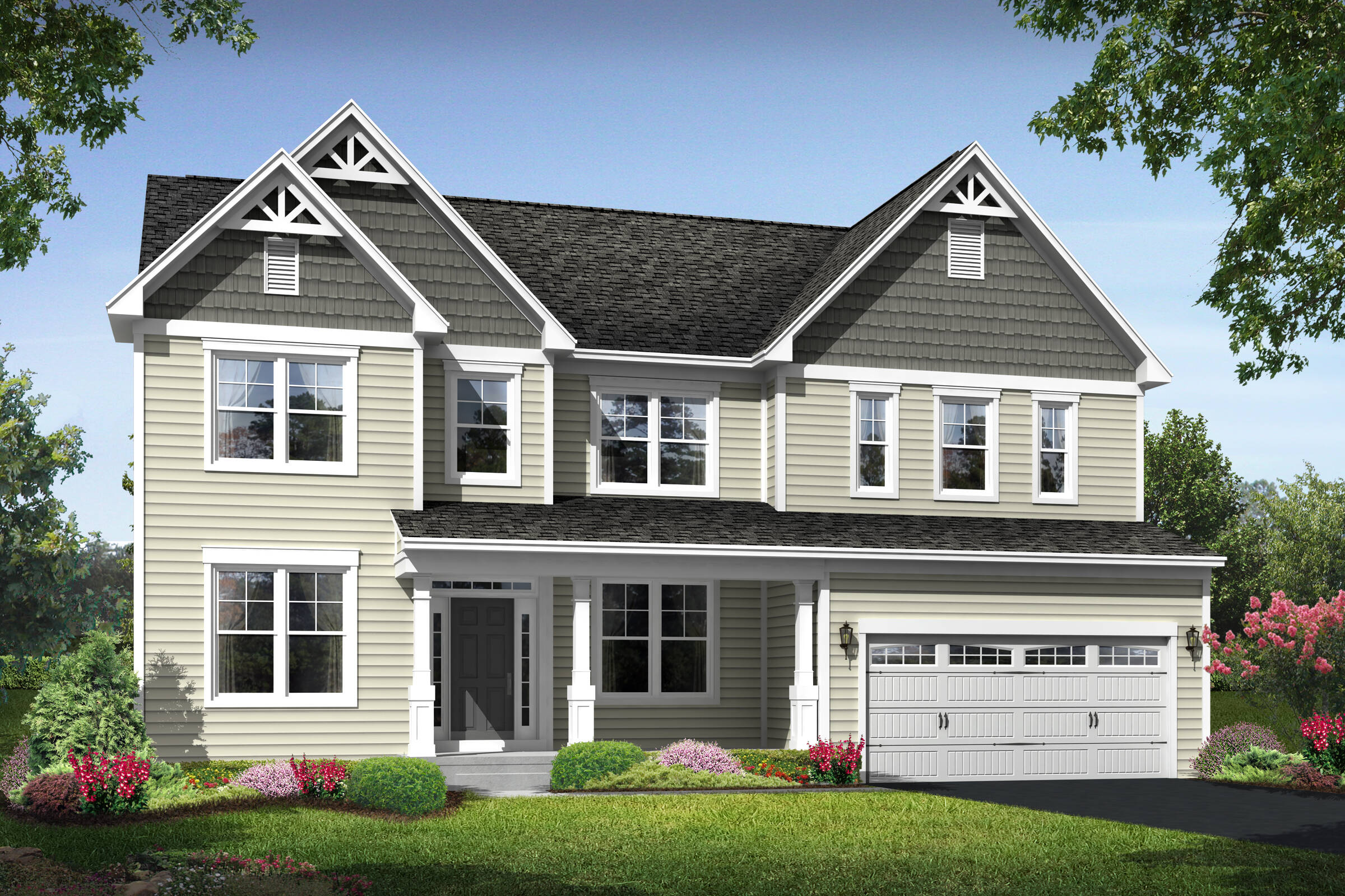dover d new homes at magness farm in maryland