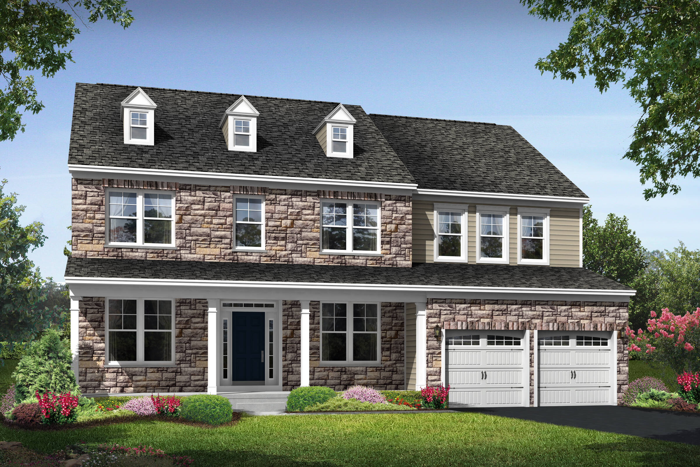 dover g new homes at magness farm in maryland