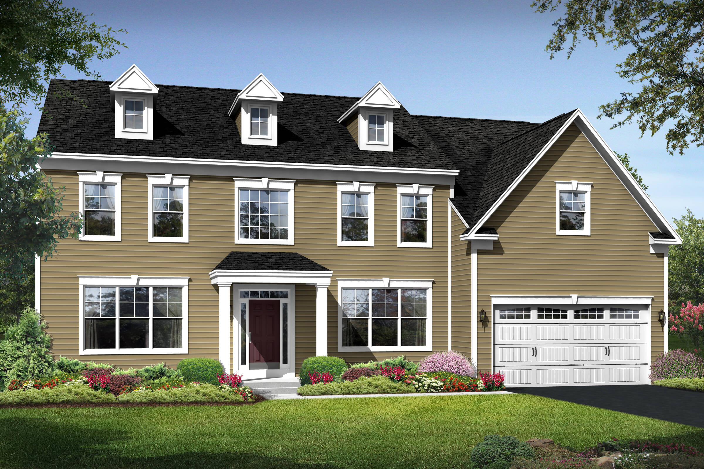 manhattan a new homes at magness farm in maryland