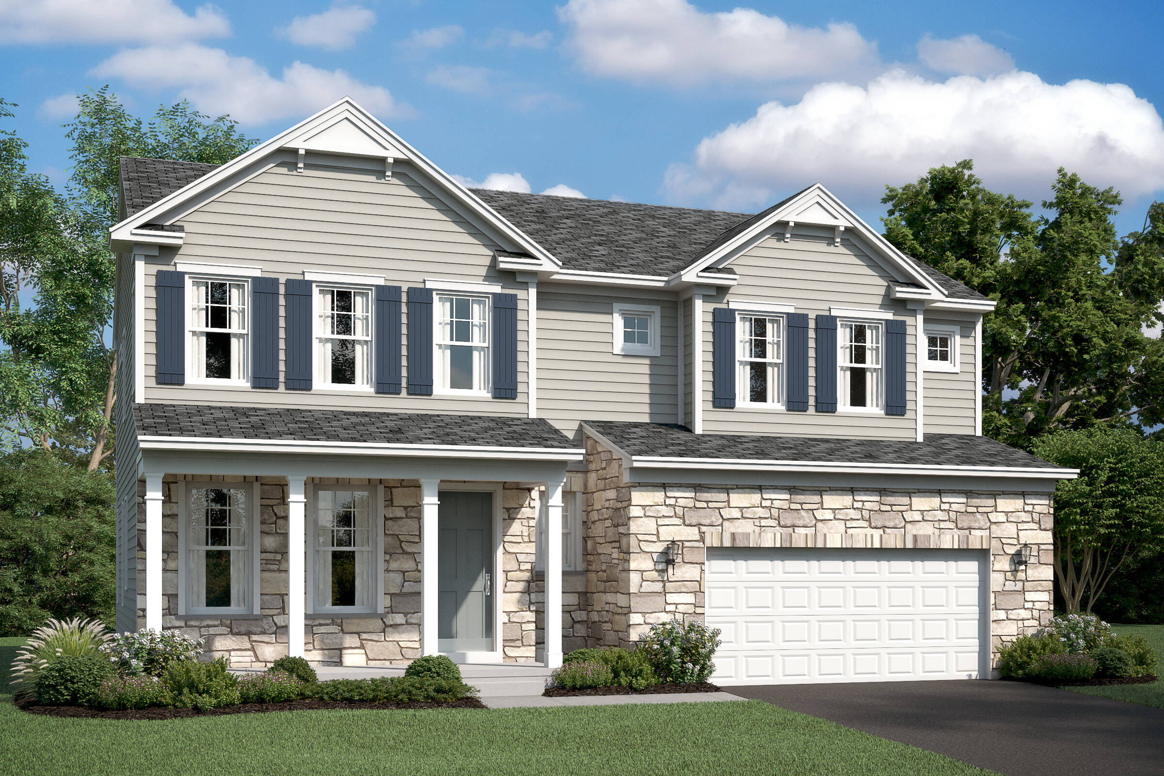 anderson ft new homes at stone mill in maryland