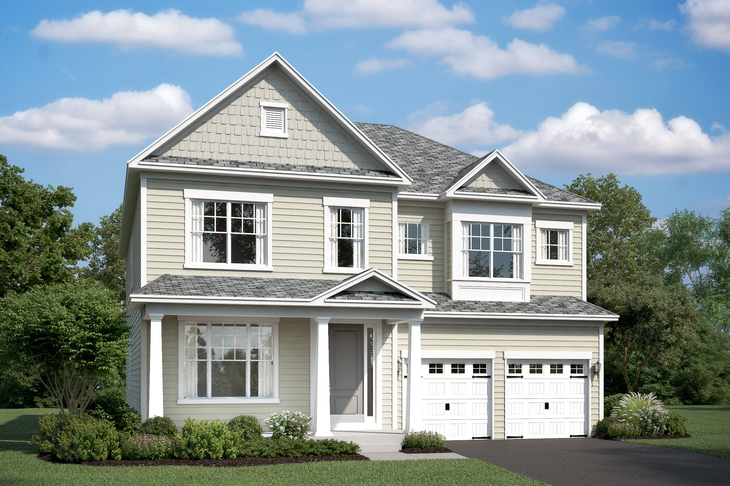 callahan II d new homes at stone mill in maryland