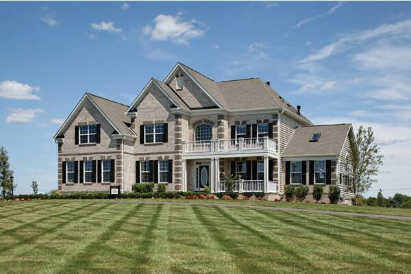 Timber run new homes in reisterstown md for Modern homes in maryland