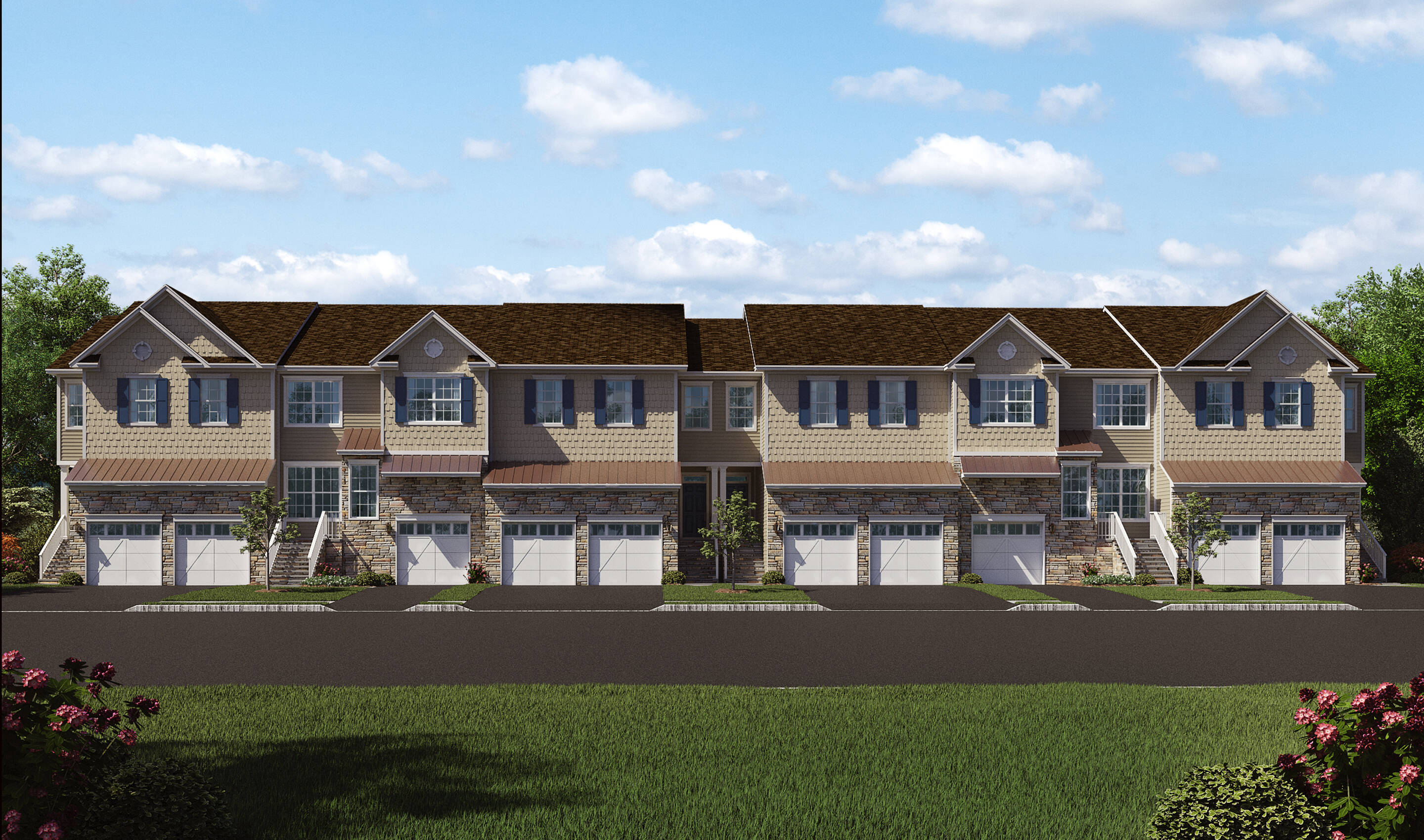 arbors at monroe new homes in monroe nj
