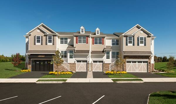 The Oaks At Cranbury New Homes In South Brunswick Nj