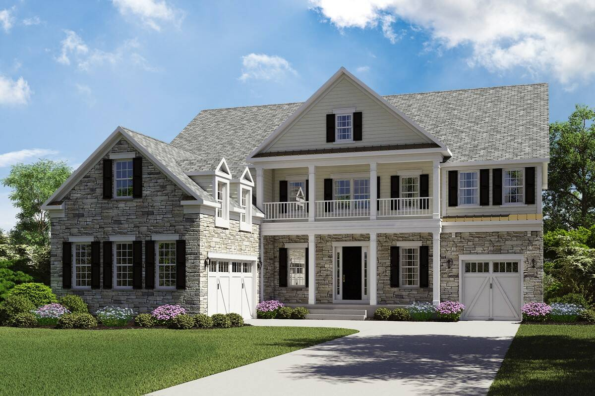 Tanglewood estates at chapel hill new homes in for New home builders in new jersey