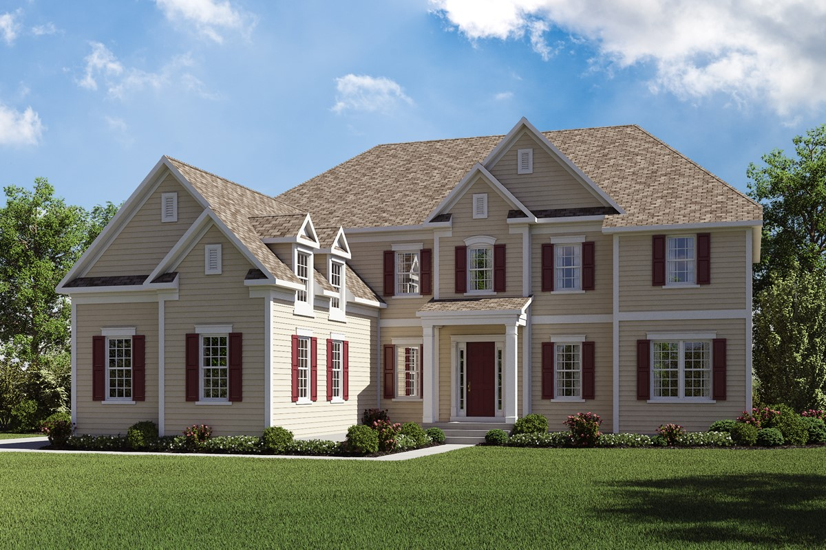 Tanglewood estates at chapel hill new homes in for Monaco homes