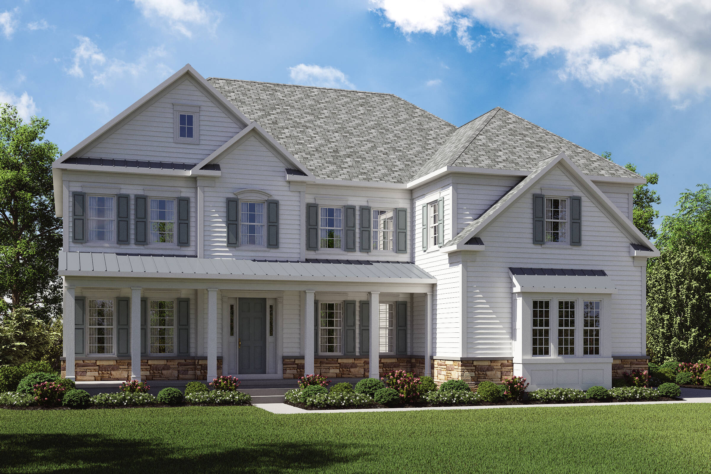 Boulder II-JS-Stone Watertable  New Homes Middletown NJ