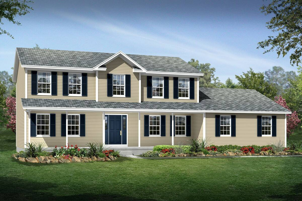 Build on your lot home designs new hampshire for Home builders in new hampshire