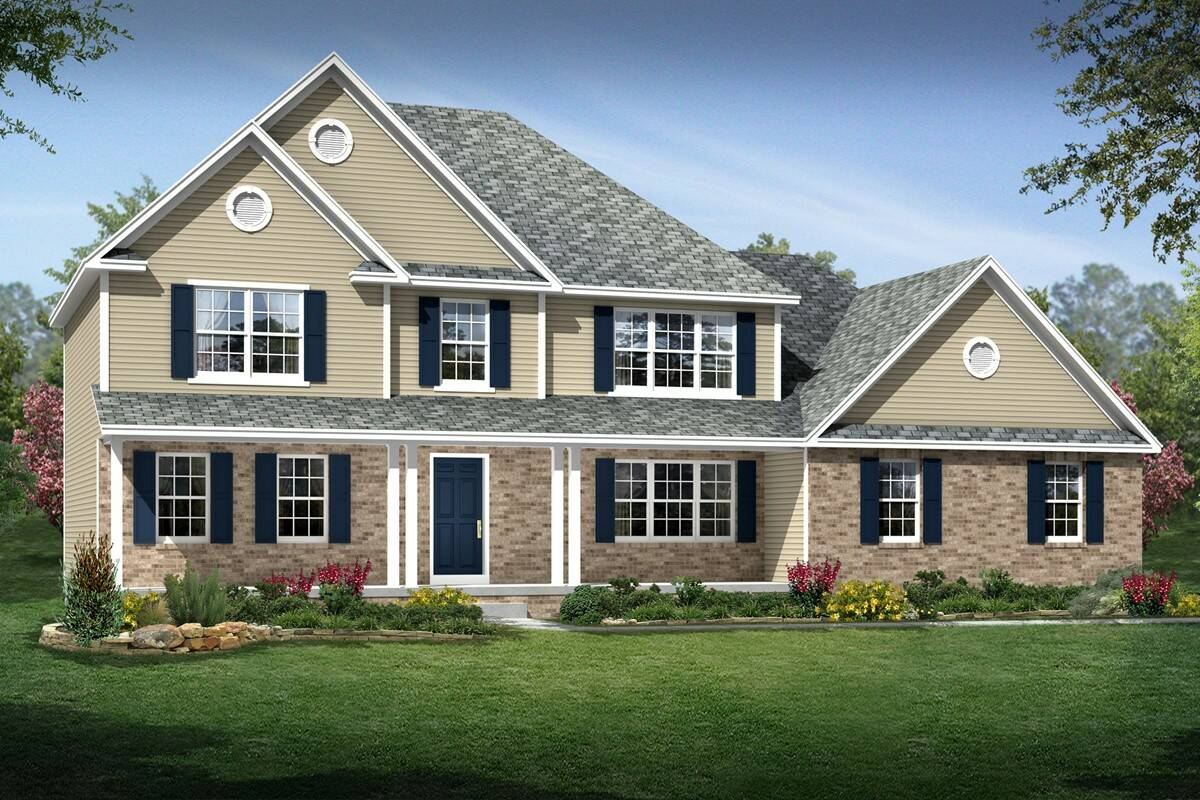 Build On Your Lot Home Designs New Hampshire