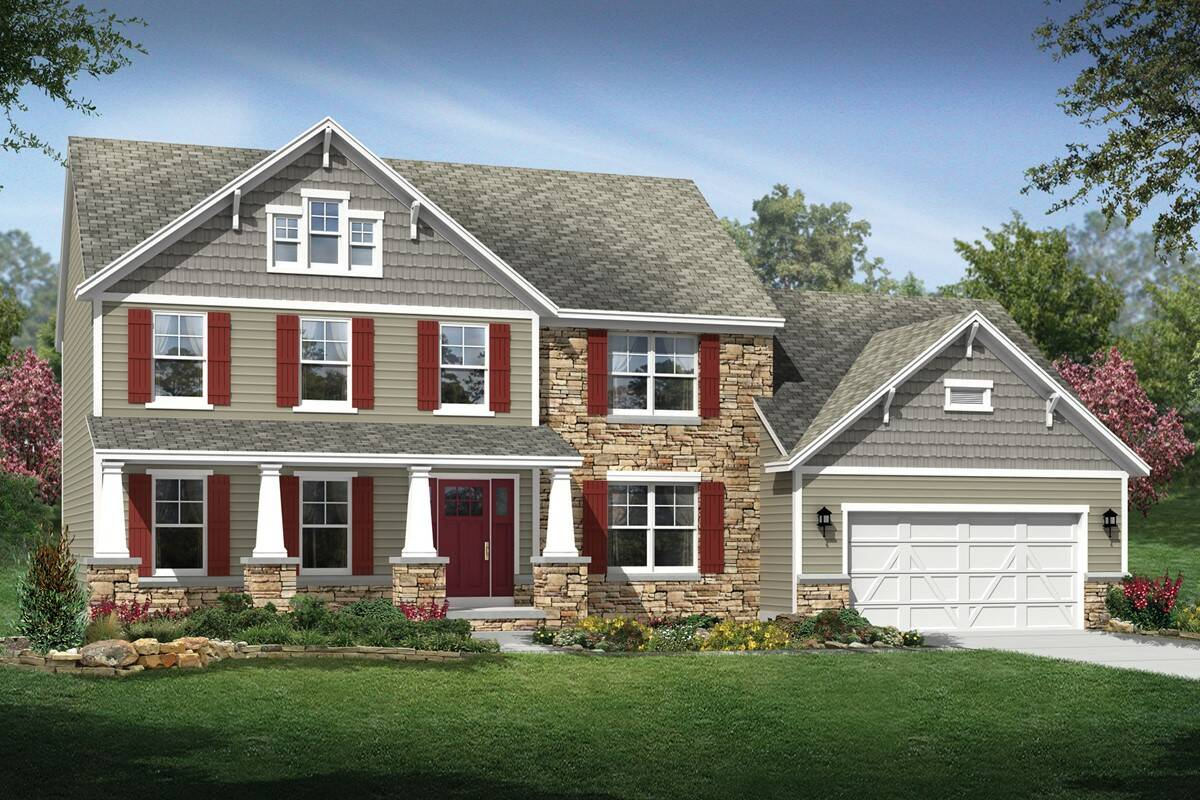 Build On Your Lot Home Designs Oakwood