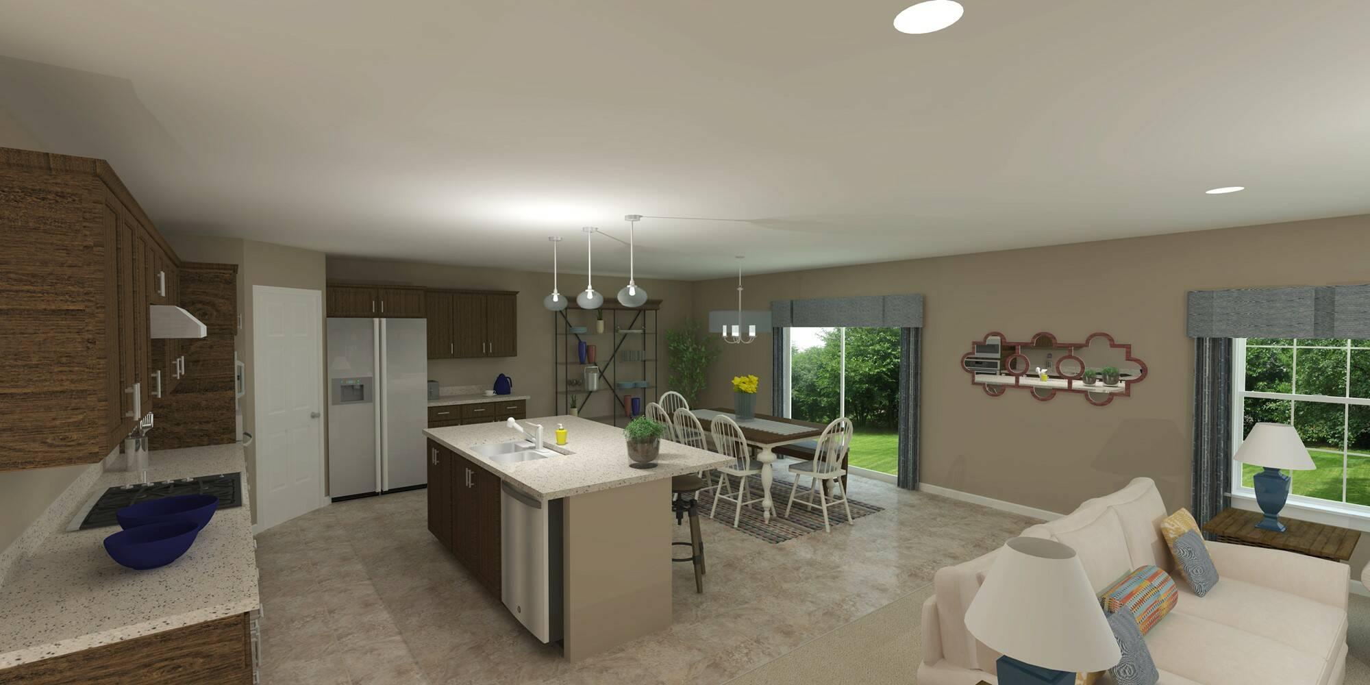 Build on Your Lot Home Designs - Chandler