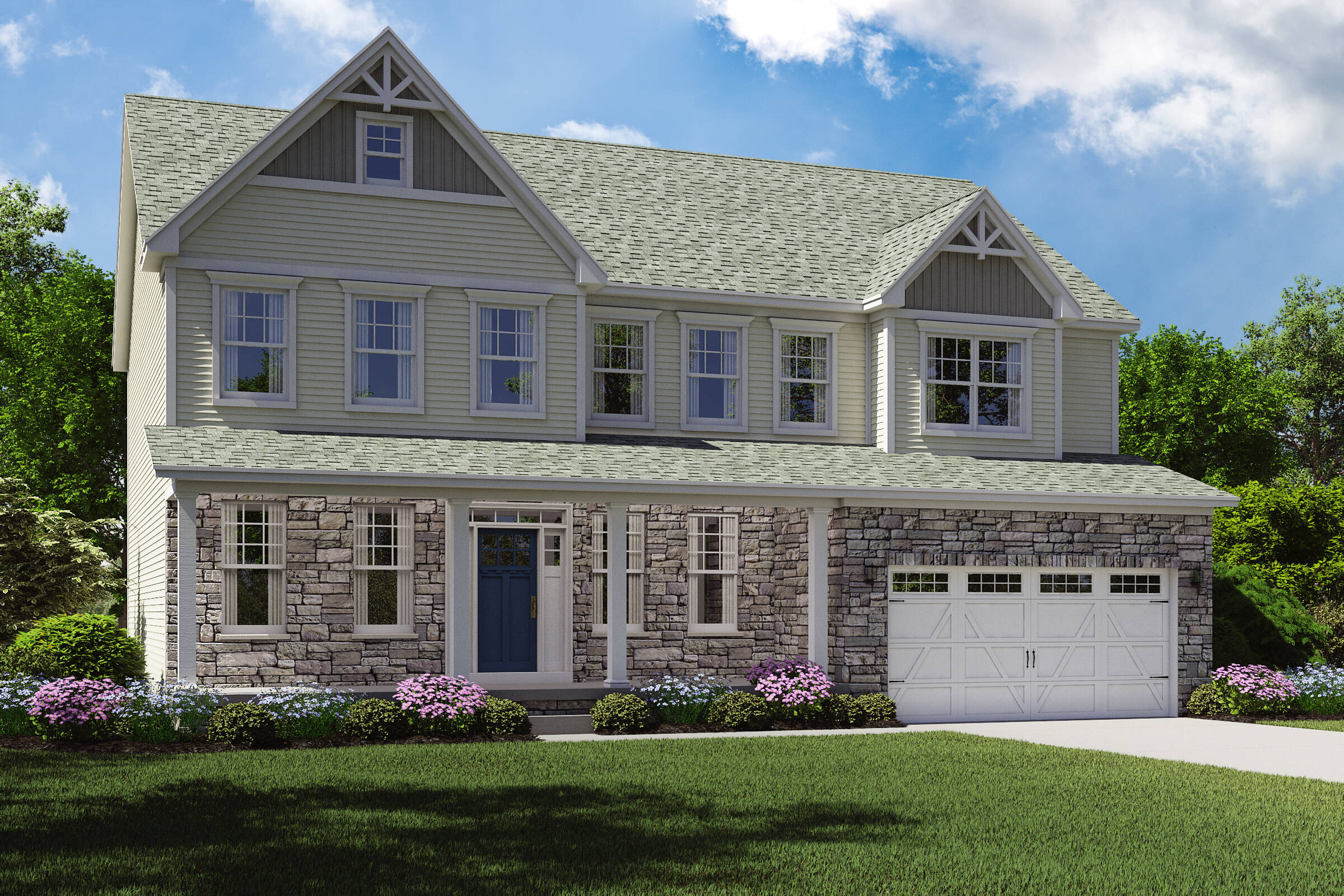 Build On Your Lot Home Designs Dover