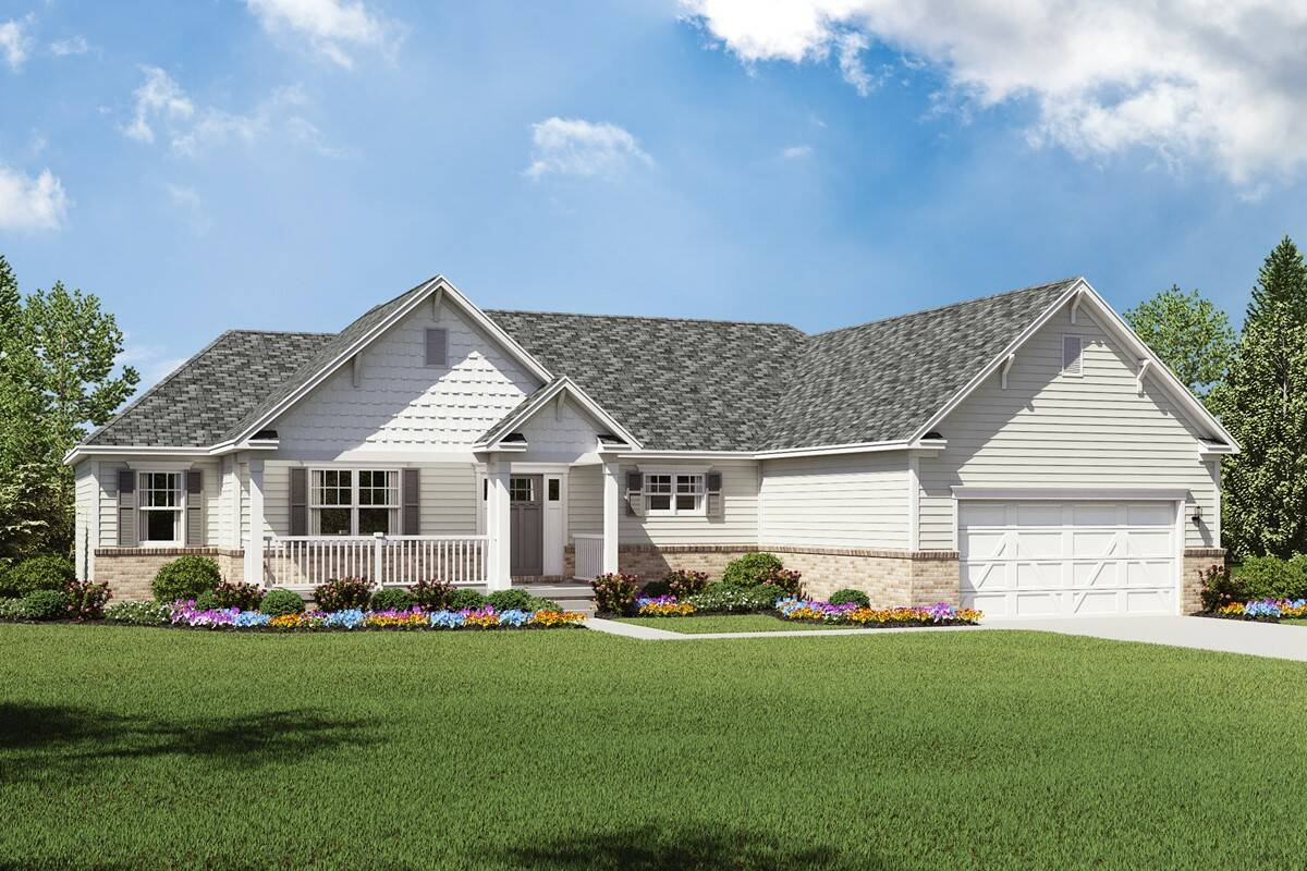 Build On Your Lot Home Designs Sedgwick