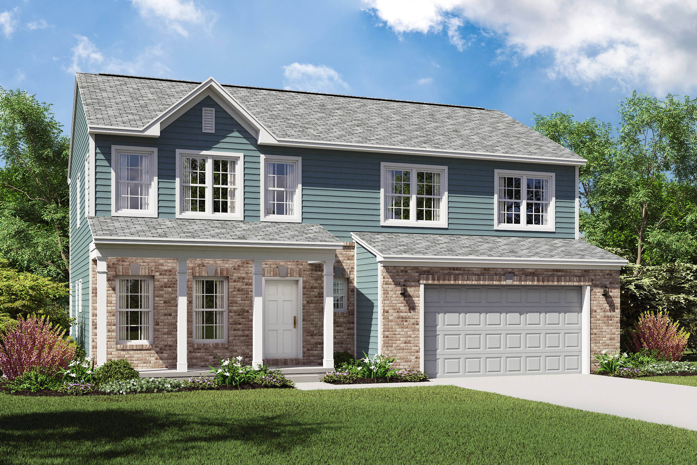 anderson cb two-story home designs