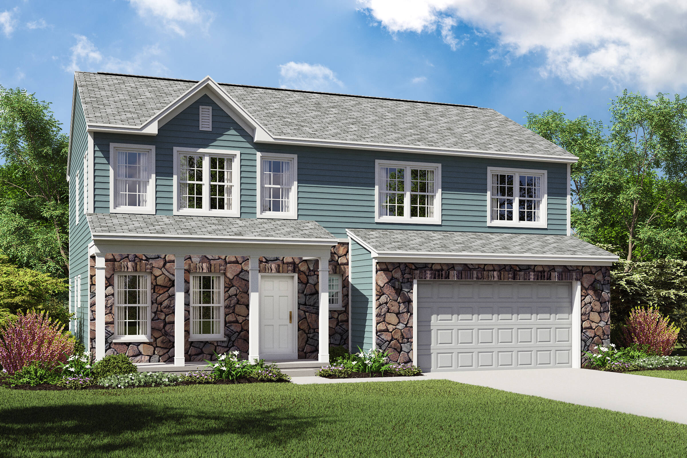anderson ct k hovnanian cleveland
