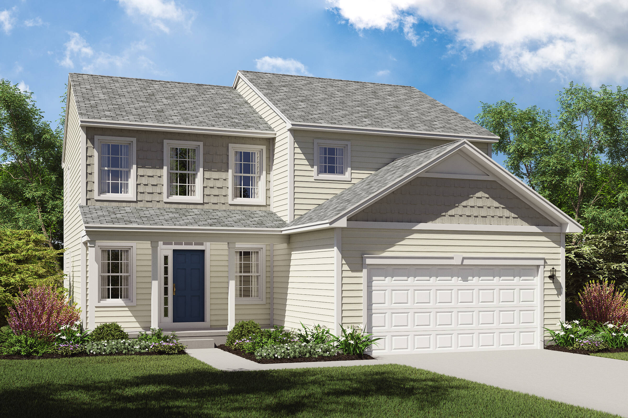 stunning new homes appleton cleveland ohio