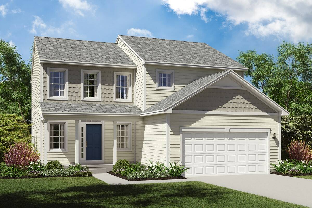 Herrington place new homes in reminderville oh for Home plans ohio
