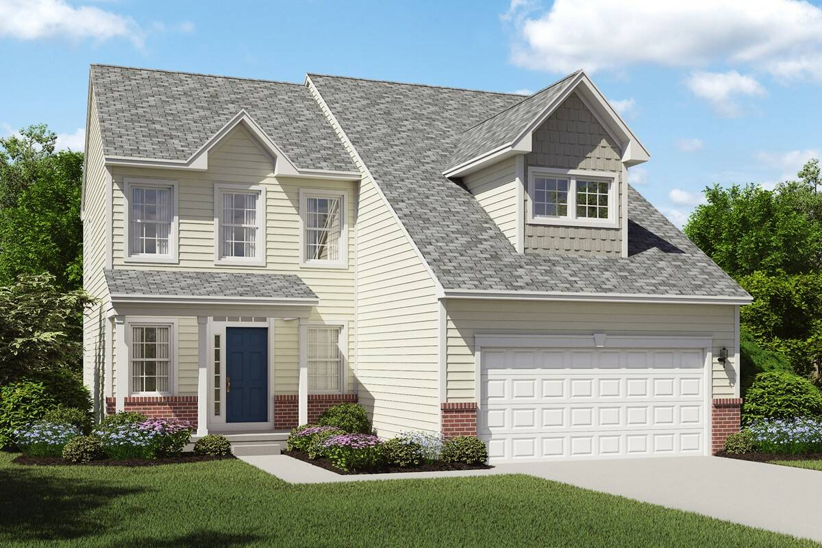Herrington place new homes in reminderville oh for Ohio homebuilders