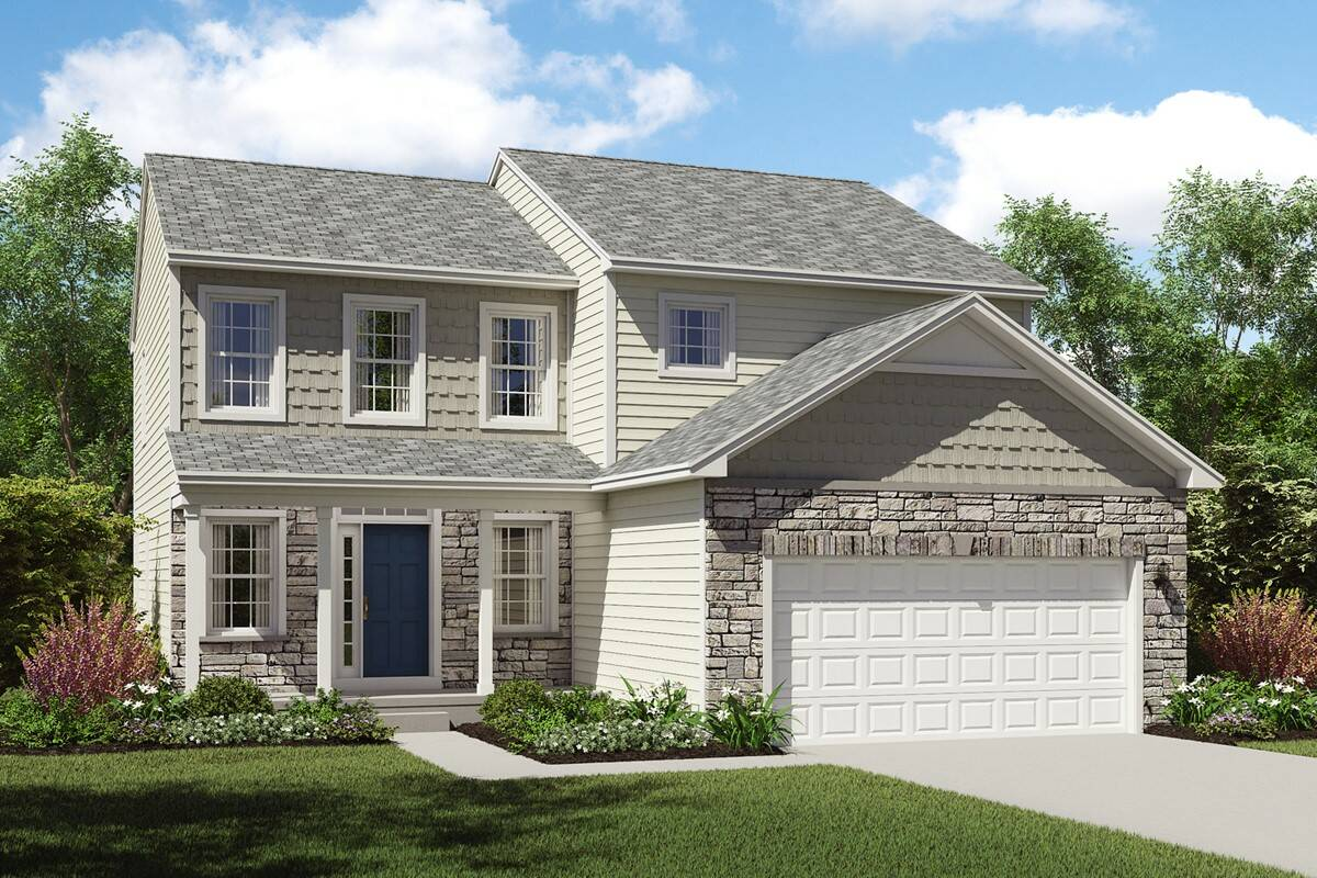 Herrington place new homes in reminderville oh for New home sources