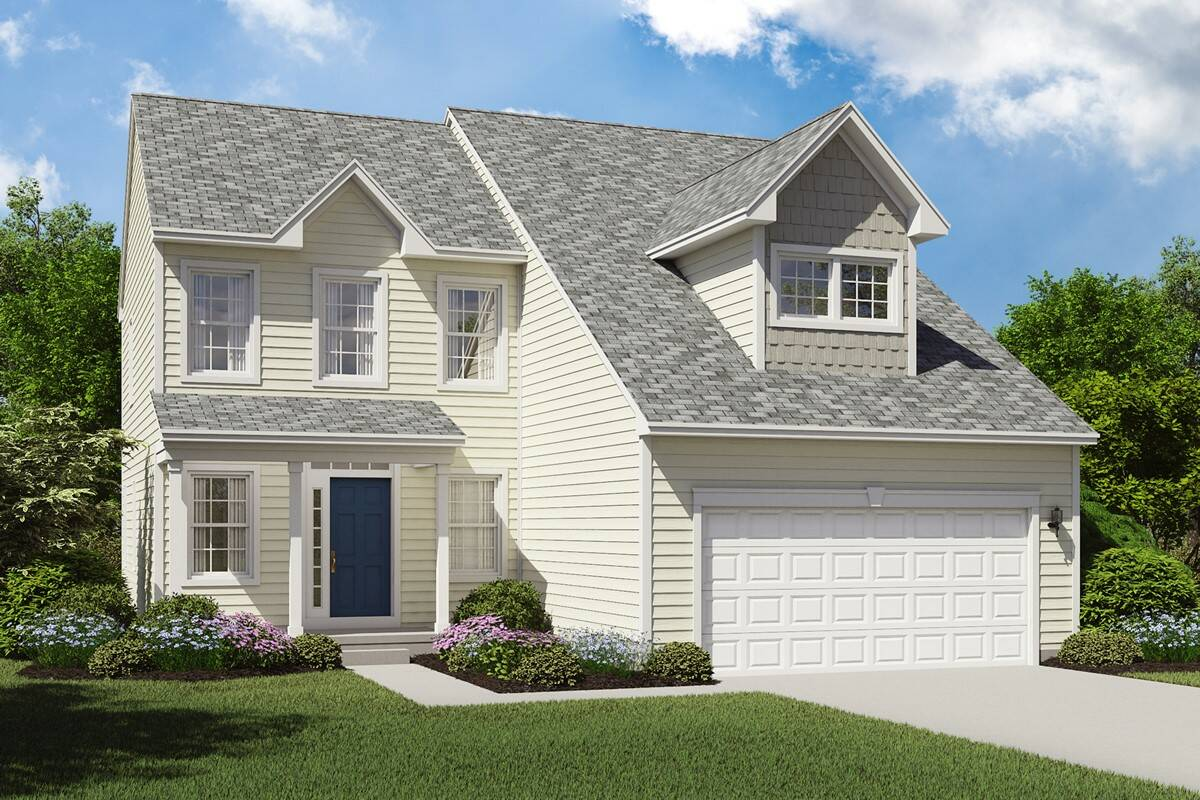 Herrington place new homes in reminderville oh for New homes source