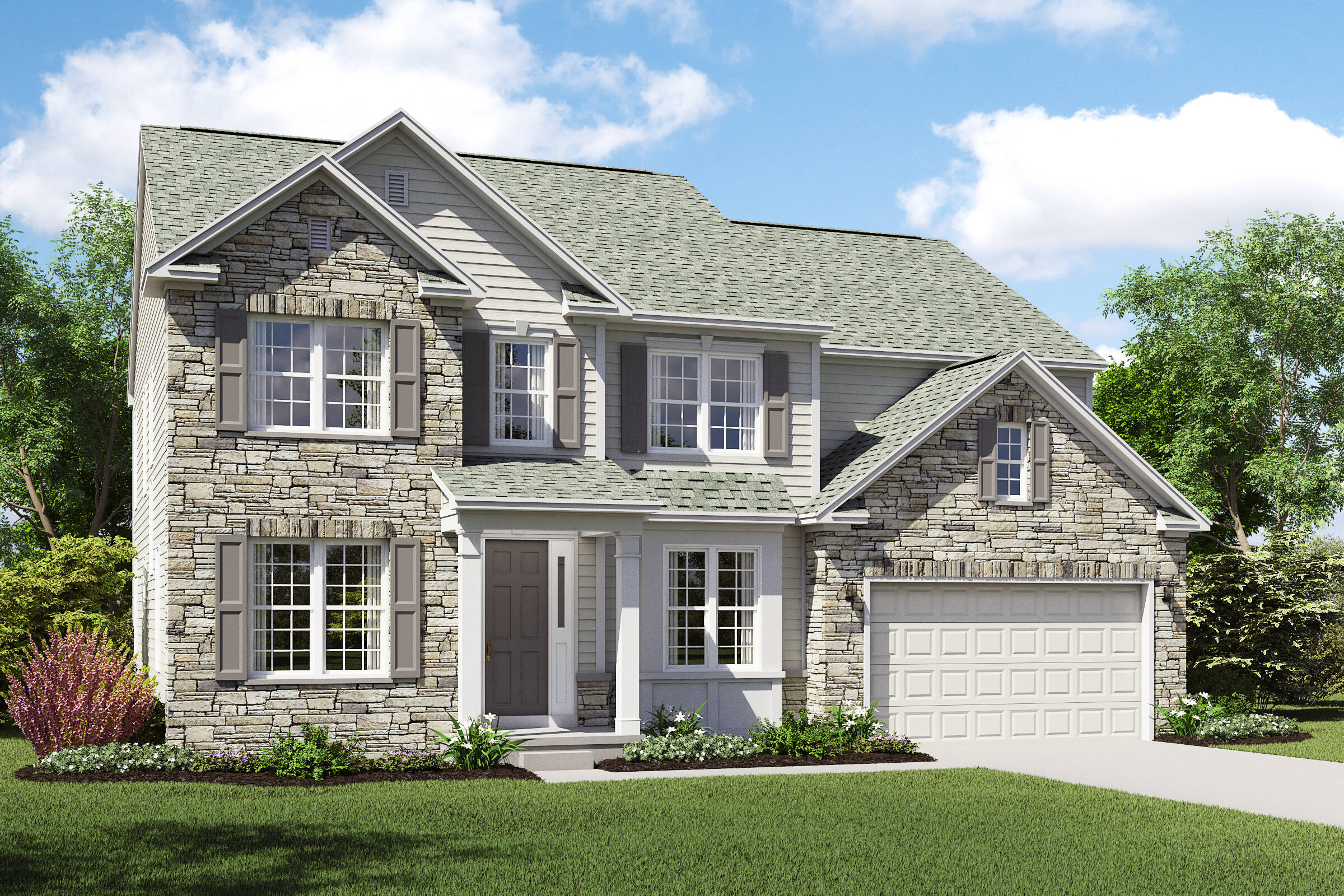 beaumont G2T new homes cleveland ohio